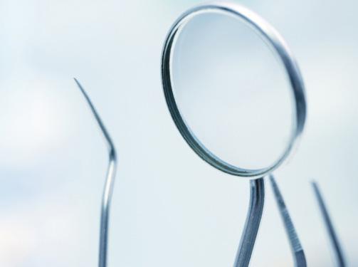 Снятие налета и зубных отложений